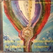 CD-Hülle Arbeits- u Heilmeditation